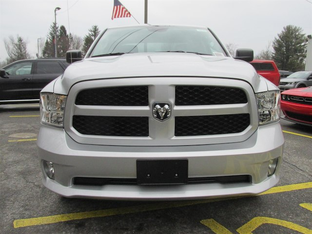 2018 Ram 1500 Quad Cab 4x4, Pickup #16145 - photo 3