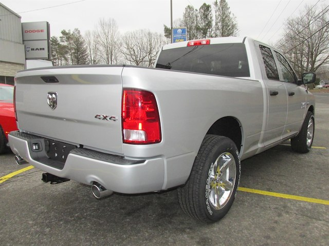 2018 Ram 1500 Quad Cab 4x4, Pickup #16145 - photo 2