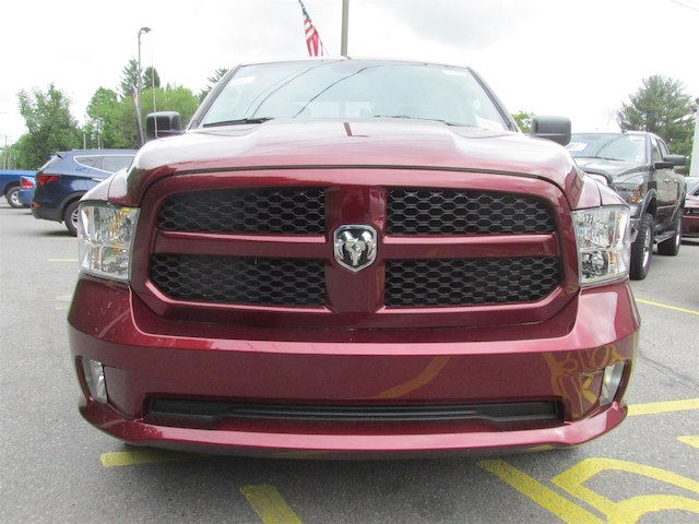 2018 Ram 1500 Quad Cab 4x4,  Pickup #16160 - photo 3