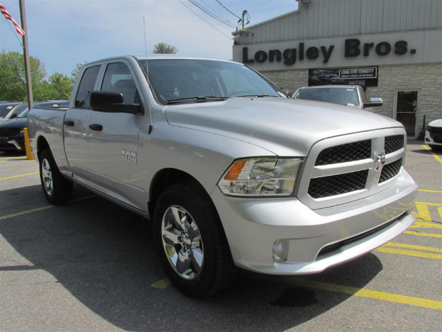 2018 Ram 1500 Quad Cab 4x4, Pickup #16161 - photo 1