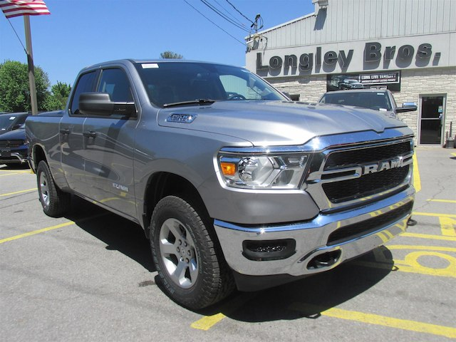 2019 Ram 1500 Quad Cab 4x4,  Pickup #16164 - photo 1