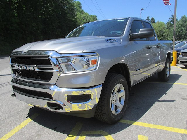 2019 Ram 1500 Quad Cab 4x4,  Pickup #16164 - photo 4