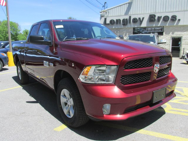 2018 Ram 1500 Quad Cab 4x4, Pickup #16172 - photo 1