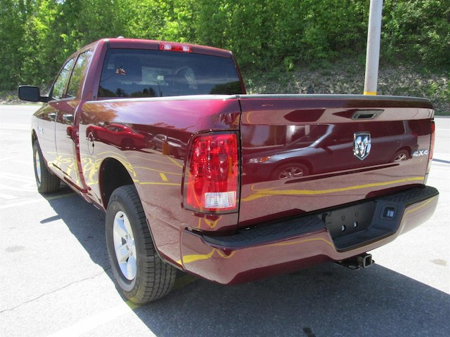 2018 Ram 1500 Quad Cab 4x4, Pickup #16172 - photo 5