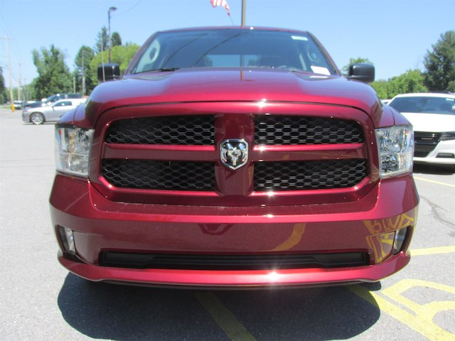 2018 Ram 1500 Quad Cab 4x4,  Pickup #16208 - photo 4