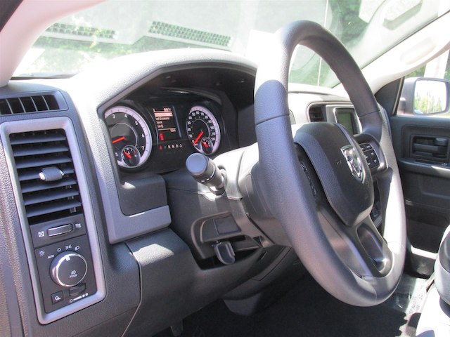 2018 Ram 1500 Quad Cab 4x4,  Pickup #16208 - photo 24
