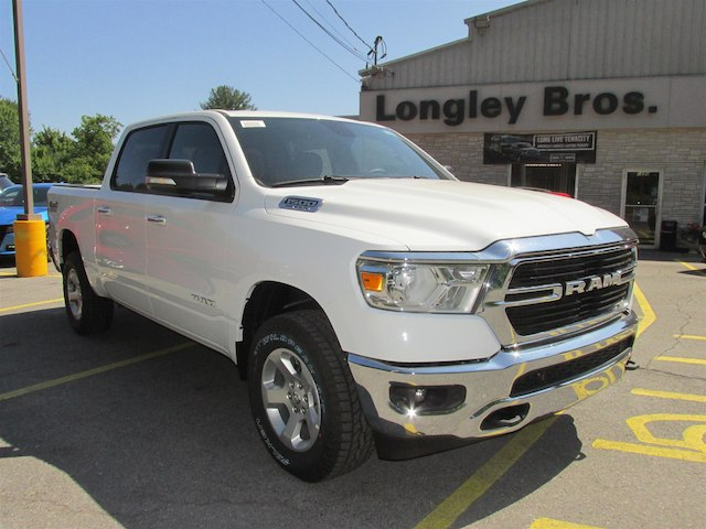 2019 Ram 1500 Crew Cab 4x4,  Pickup #16227 - photo 1