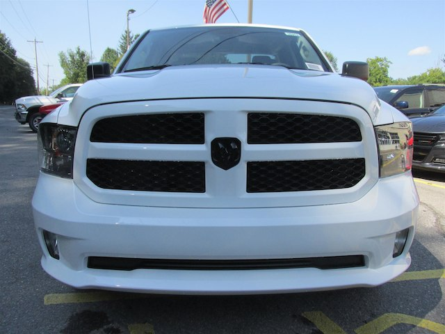 2019 Ram 1500 Quad Cab 4x4,  Pickup #16313 - photo 3