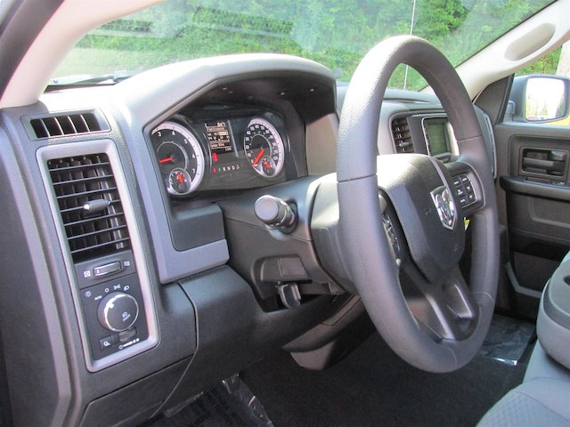 2019 Ram 1500 Quad Cab 4x4,  Pickup #16313 - photo 23
