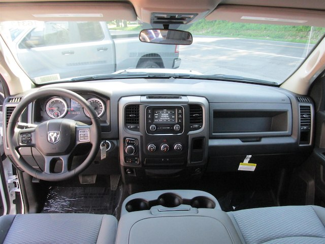 2019 Ram 1500 Quad Cab 4x4,  Pickup #16313 - photo 24