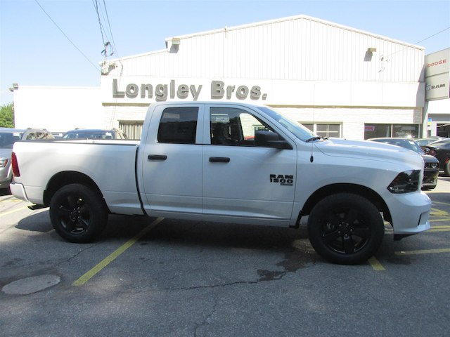 2019 Ram 1500 Quad Cab 4x4,  Pickup #16313 - photo 7