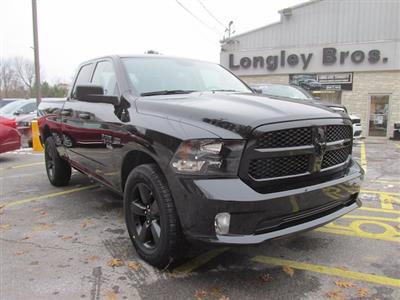 2019 Ram 1500 Quad Cab 4x4,  Pickup #16483 - photo 1