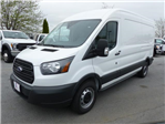 2017 Transit 150 Medium Roof Cargo Van #177047 - photo 1