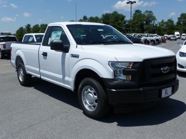 2017 F-150 Regular Cab Pickup #178346 - photo 3