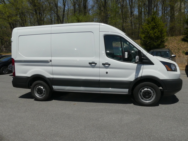 2018 Transit 150 Med Roof 4x2,  Empty Cargo Van #187041 - photo 4