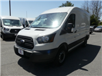 2018 Transit 150 Med Roof 4x2,  Empty Cargo Van #187041 - photo 1