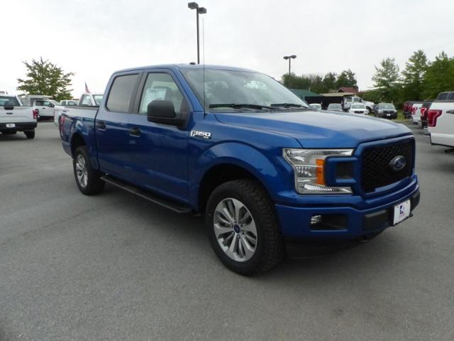 2018 F-150 Crew Cab 4x4, Pickup #188003 - photo 3