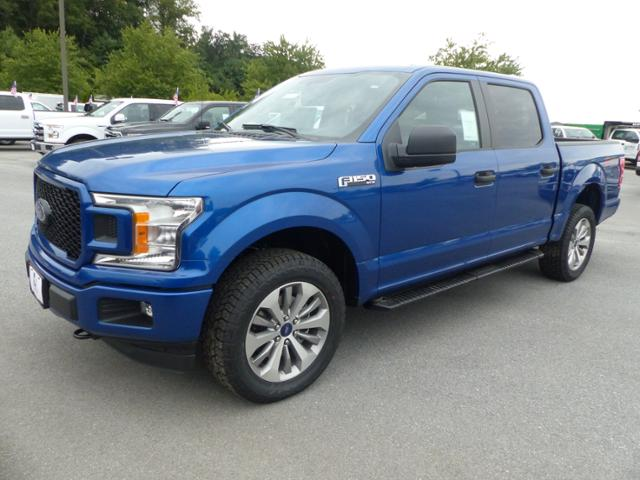 2018 F-150 Crew Cab 4x4, Pickup #188003 - photo 1
