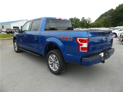 2018 F-150 Crew Cab 4x4, Pickup #188003 - photo 2