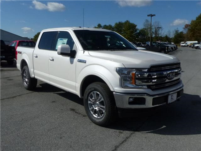 2018 F-150 Crew Cab 4x4, Pickup #188038 - photo 3
