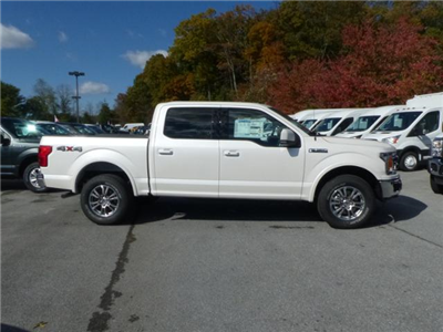 2018 F-150 Crew Cab 4x4, Pickup #188038 - photo 4