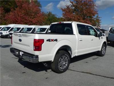 2018 F-150 Crew Cab 4x4, Pickup #188038 - photo 5
