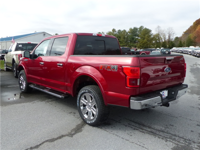 2018 F-150 Crew Cab 4x4 Pickup #188043 - photo 2