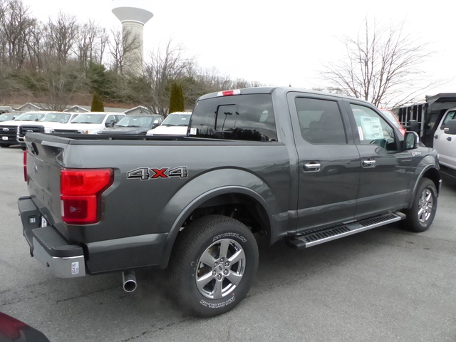 2018 F-150 SuperCrew Cab 4x4, Pickup #188121 - photo 5