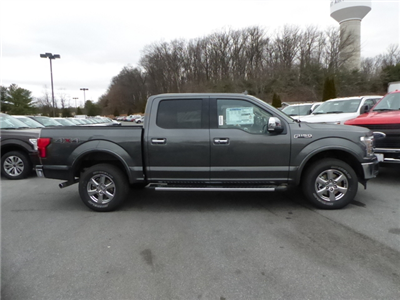 2018 F-150 SuperCrew Cab 4x4, Pickup #188121 - photo 4