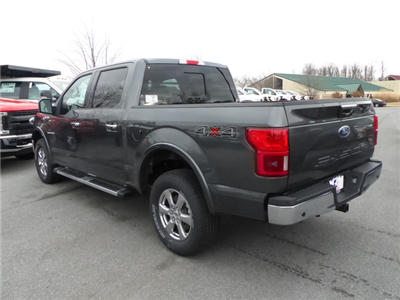 2018 F-150 SuperCrew Cab 4x4, Pickup #188121 - photo 2
