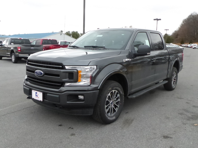 2018 F-150 SuperCrew Cab 4x4, Pickup #188124 - photo 1