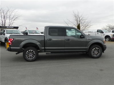 2018 F-150 SuperCrew Cab 4x4, Pickup #188124 - photo 4