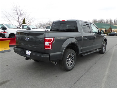 2018 F-150 SuperCrew Cab 4x4, Pickup #188124 - photo 5