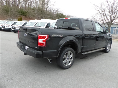 2018 F-150 SuperCrew Cab 4x4, Pickup #188127 - photo 4