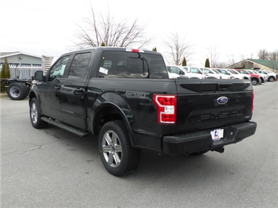 2018 F-150 SuperCrew Cab 4x4, Pickup #188127 - photo 2