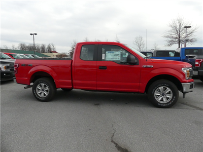 2018 F-150 Super Cab 4x4,  Pickup #188161 - photo 4