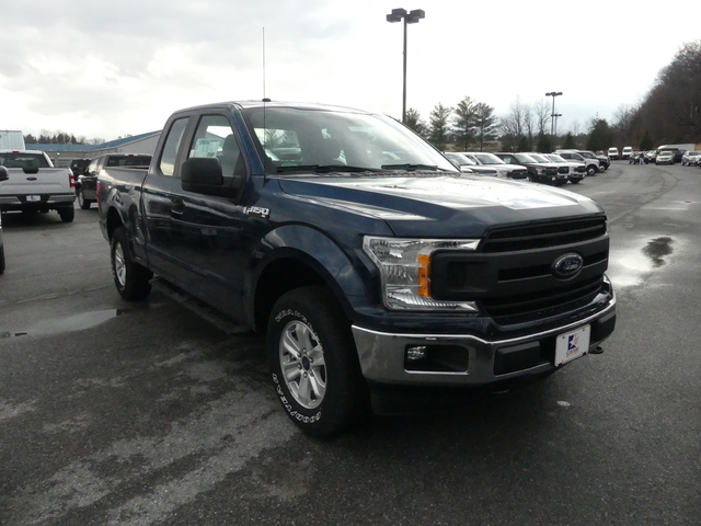2018 F-150 Super Cab 4x4,  Pickup #188185 - photo 3