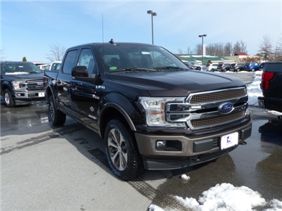 2018 F-150 SuperCrew Cab 4x4, Pickup #188222 - photo 3