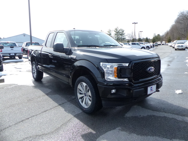 2018 F-150 Super Cab 4x4,  Pickup #188223 - photo 3