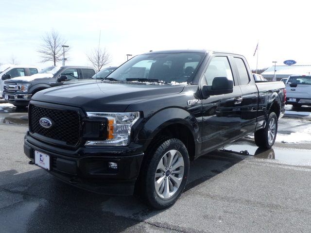 2018 F-150 Super Cab 4x4,  Pickup #188223 - photo 1