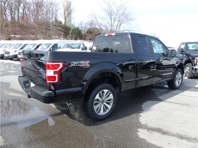 2018 F-150 Super Cab 4x4,  Pickup #188223 - photo 5