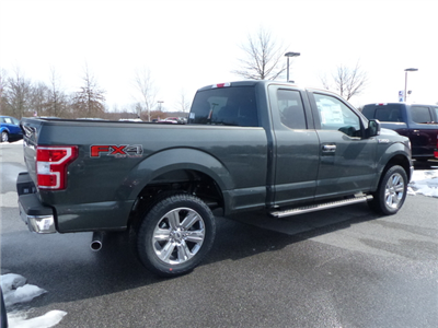 2018 F-150 Super Cab 4x4,  Pickup #188226 - photo 5