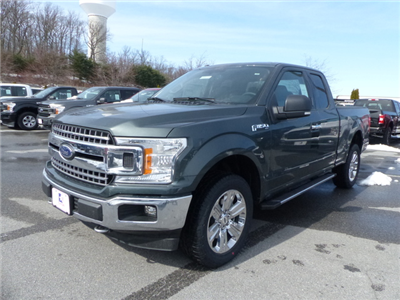 2018 F-150 Super Cab 4x4,  Pickup #188226 - photo 1