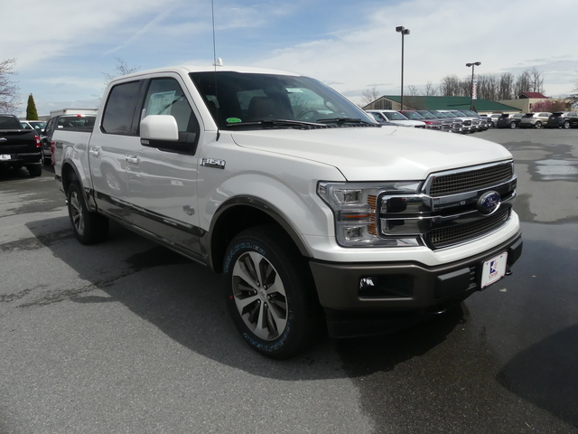 2018 F-150 SuperCrew Cab 4x4,  Pickup #188237 - photo 3