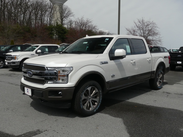 2018 F-150 SuperCrew Cab 4x4,  Pickup #188237 - photo 1