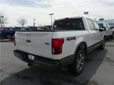 2018 F-150 SuperCrew Cab 4x4,  Pickup #188237 - photo 5