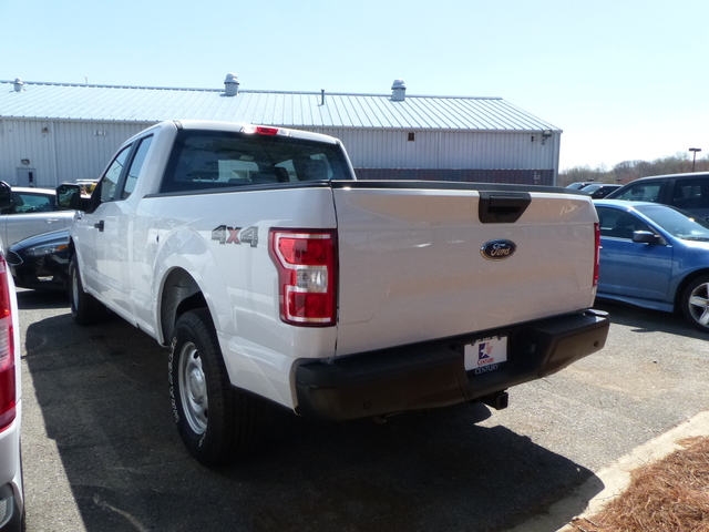 2018 F-150 Super Cab 4x4,  Pickup #188243 - photo 2