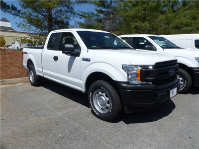 2018 F-150 Super Cab 4x4, Pickup #188244 - photo 3