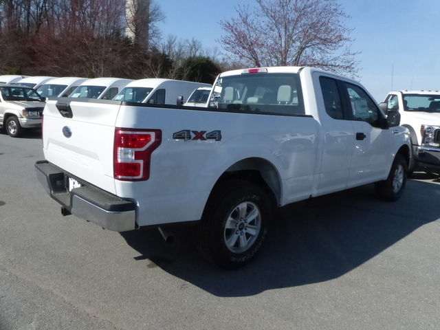 2018 F-150 Super Cab 4x4,  Pickup #188247 - photo 5