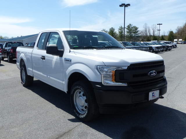 2018 F-150 Super Cab 4x4,  Pickup #188254 - photo 1